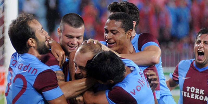 Trabzonspor - Derry City: 4-2