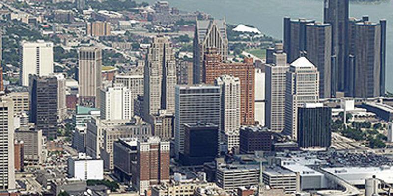 ABD'de Detroit şehri iflas etti