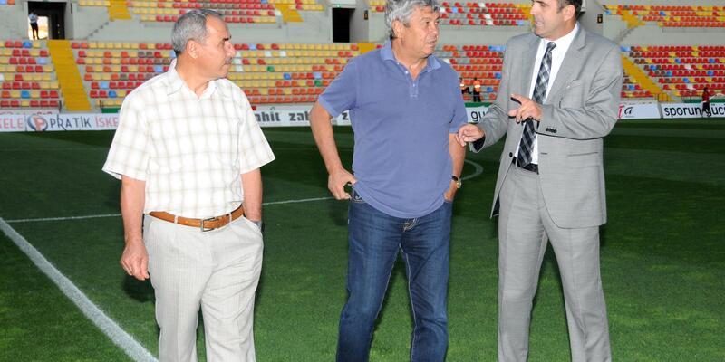 """Lucescu: """"Fenerbahçe problem"""""""