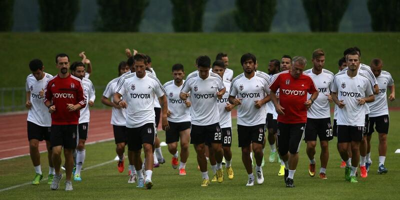 Beşiktaş Avusturya kampına başladı