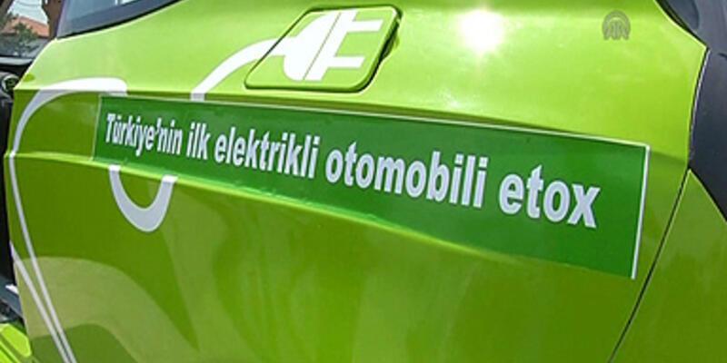 Yüzde 100 yerli elektrikli otomobil üretildi