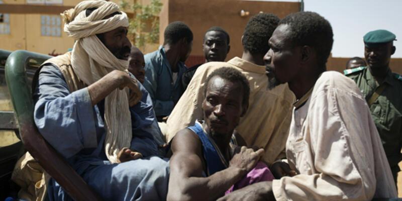 Gine'de etnik çatışma: 54 ölü