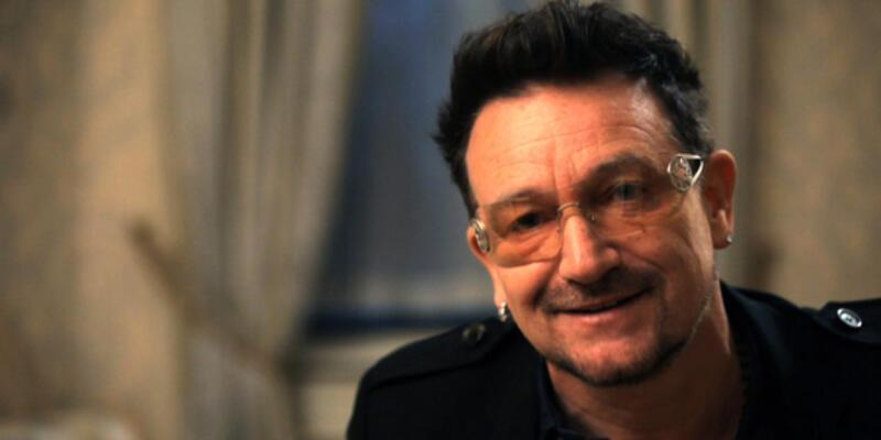 Bono'ya Fransa'dan ödül