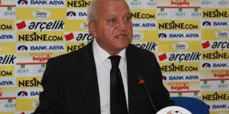 Recep Özcan Fenerbahçe'ye ihtar gönderdi
