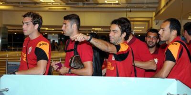 Galatasaray'da 2 gün izin