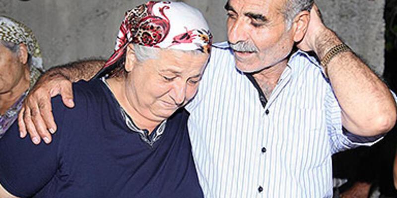 Taliban'ın serbest bıraktığı  şoför ailesine kavuştu