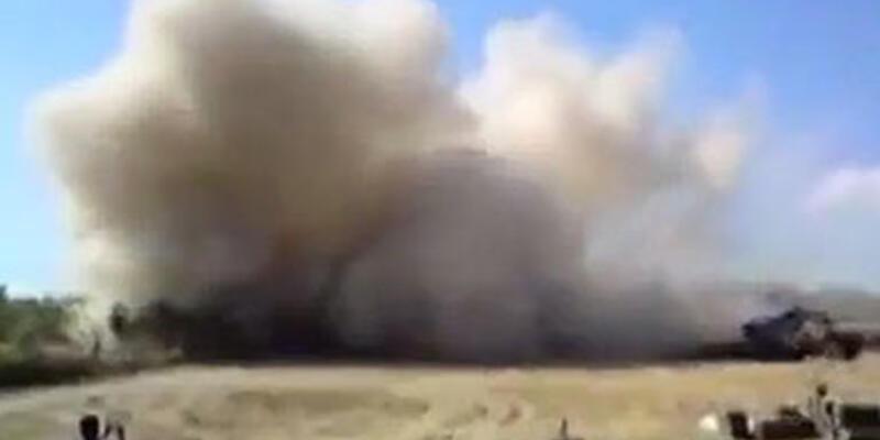 Humus'ta 6 arabulucu öldürüldü