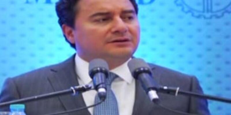 Ali Babacan'dan iş dünyasına uyarı