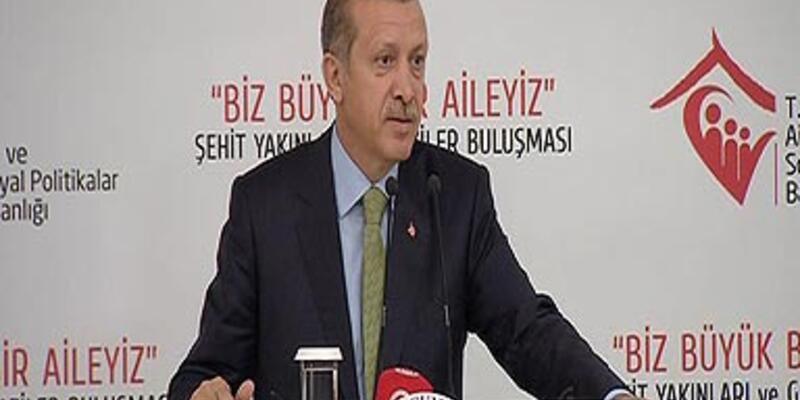 """Erdoğan'dan """"Kredi kartı almayın"""" çağrısı"""