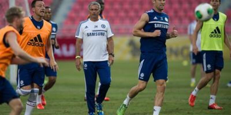 Mourinho'yu Avrupa Ligi kesmez
