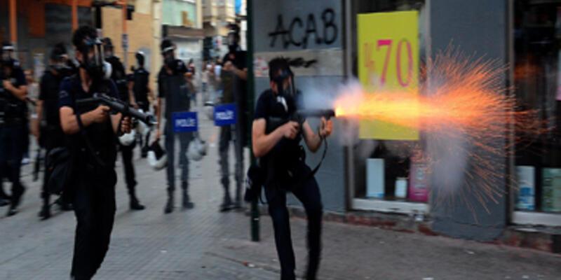 Bir haftada ikinci biber gazı mahkumiyeti