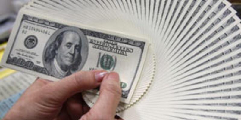 Dolar/TL paritesi 2 haftanın en düşüğünde