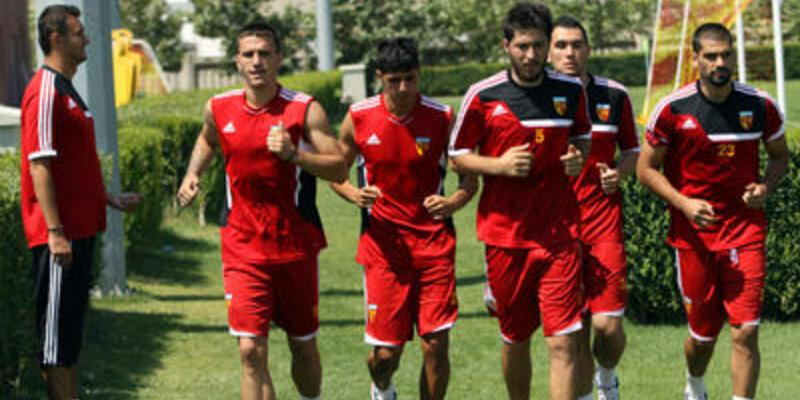 Kayserispor'da Avrupa Ligi sevinci