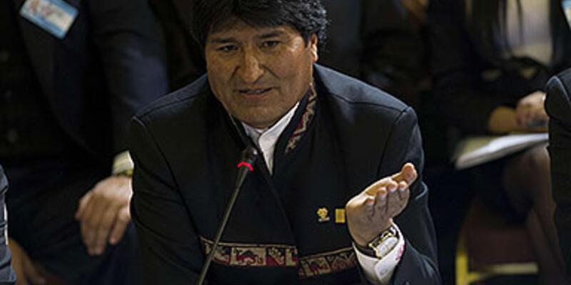 İspanya Bolivya'dan özür diledi