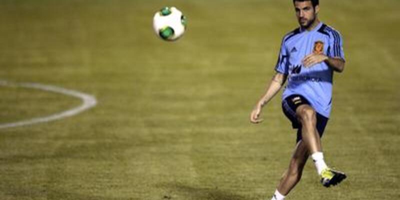 ManU'dan Fabregas için 30 milyon euro