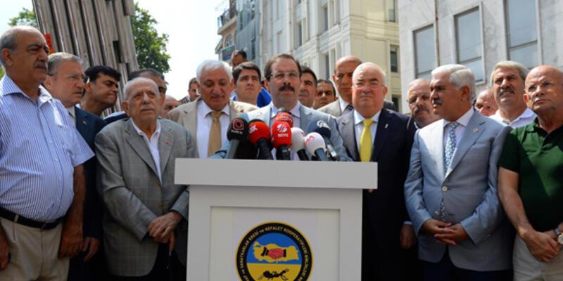 Esnaflardan Gezi Parkı eylemleri açıklaması