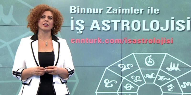 Binnur Zaimler ile İş Astrolojisi - Başak