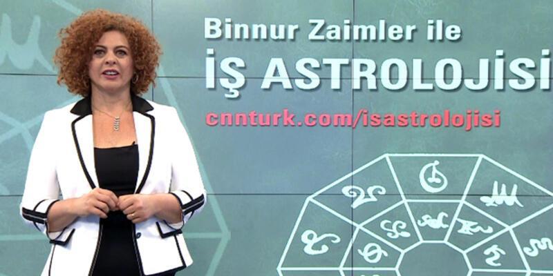 Binnur Zaimler ile İş Astrolojisi - Akrep