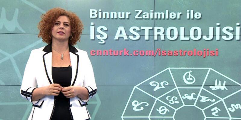 Binnur Zaimler ile İş Astrolojisi - Aslan