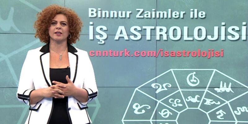 Binnur Zaimler ile İş Astrolojisi - Balık