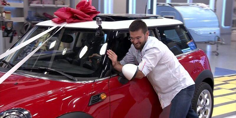 Kapış Kapış'ta araba heyecanı!