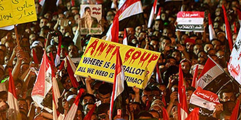 """Müslüman Kardeşler'den """"1 milyonluk yürüyüş"""" çağrısı"""