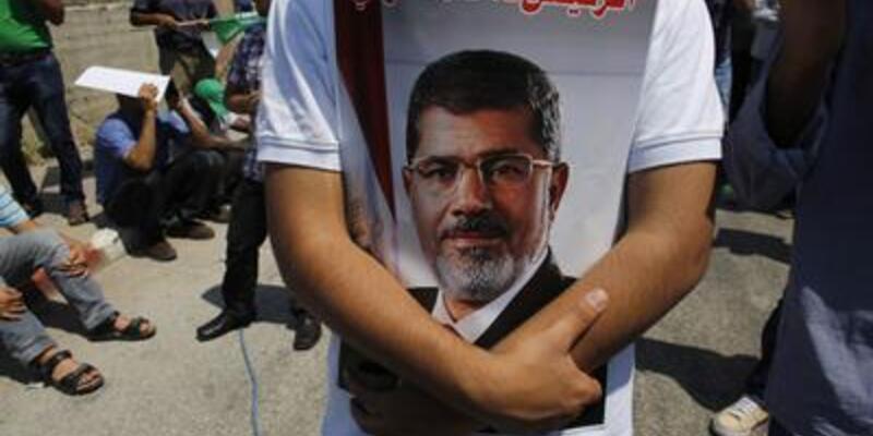 Mursi için yürüdüler...
