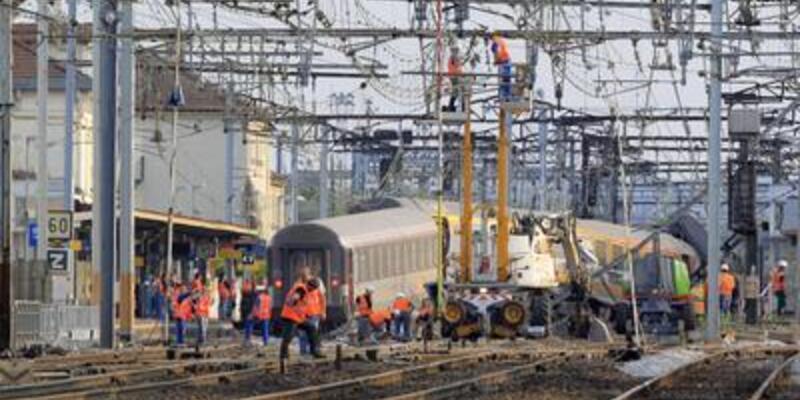 Fransa'daki tren kazasının nedeni belli oldu