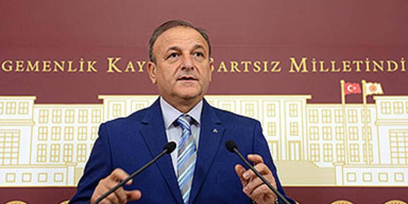 MHP'li Vural'dan 'Şerafettin Elçi' ismine tepki