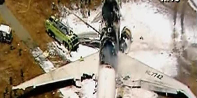 Düşen uçağın yolcularından biri daha öldü