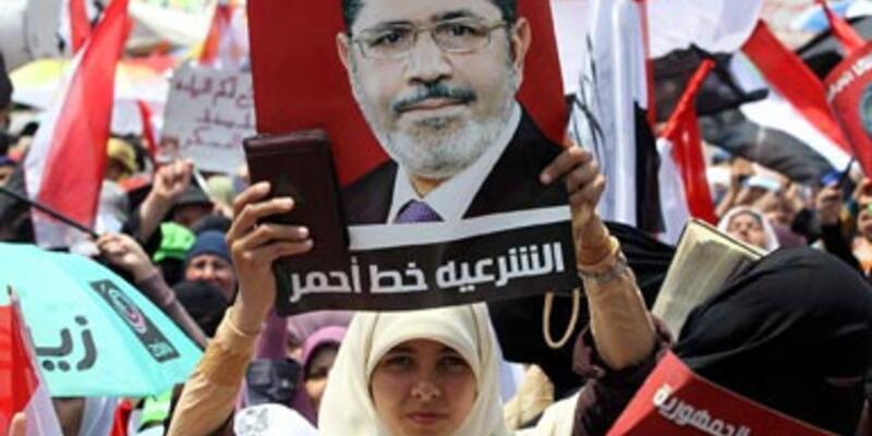 ABD Mursi'nin serbest bırakılmasını istedi