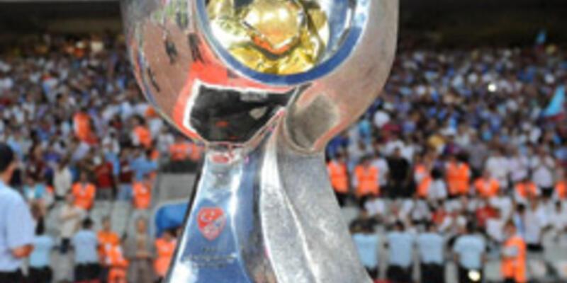 Süper Kupa maçı Kayseri'de oynanacak