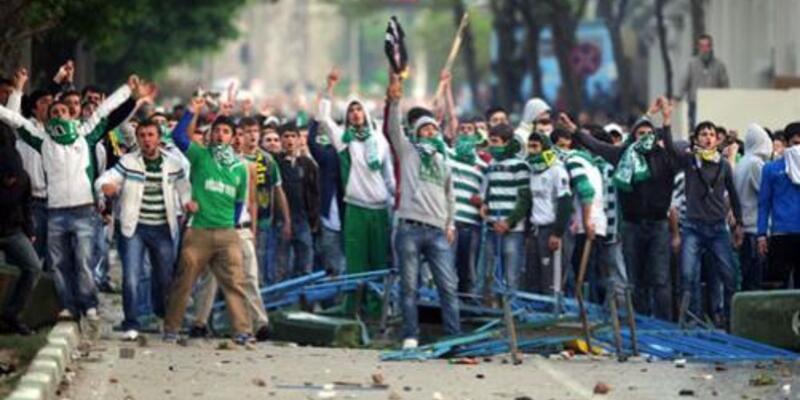 Bursa-BJK maçı olaylarında cezalar belli oldu
