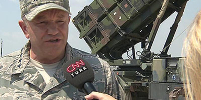 NATO Komutanı İncirlik'te CNN TÜRK'e konuştu