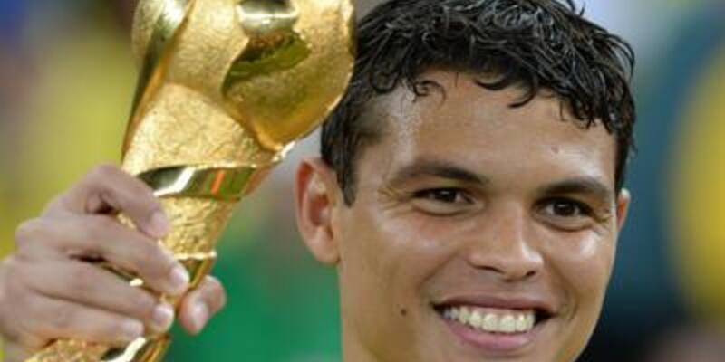Thiago Silva Barcelona'yı istiyor