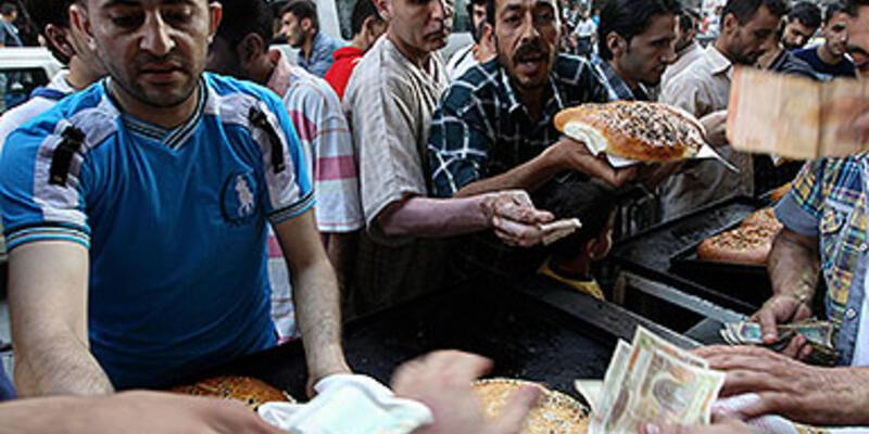 Halep'te gıda blokajı sivilleri vurdu!