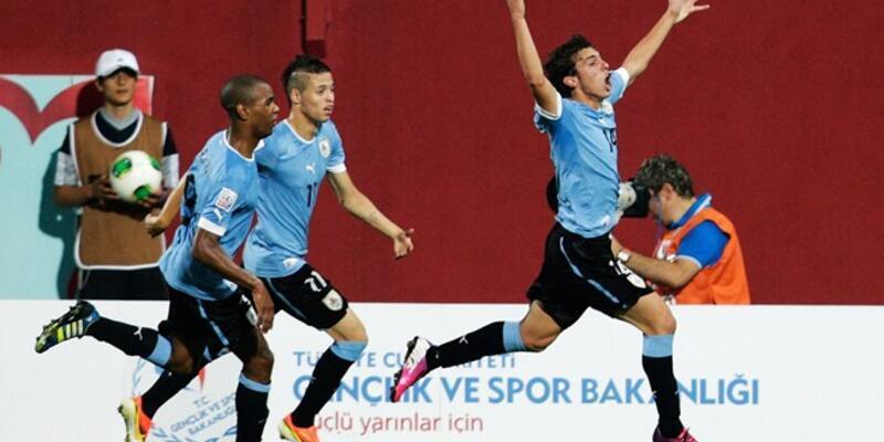 Uruguay finalde, Irak'ta hüzün