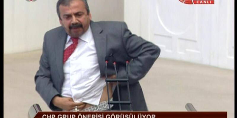 Meclis'te Gezi gerginliği