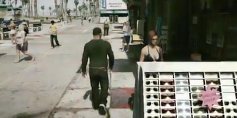 GTA V'ten yeni video