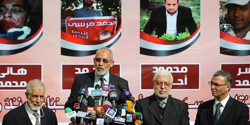Müslüman Kardeşler'e yakalama kararı