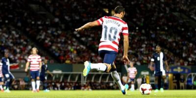 ABD Belize'ye gol yağdırdı