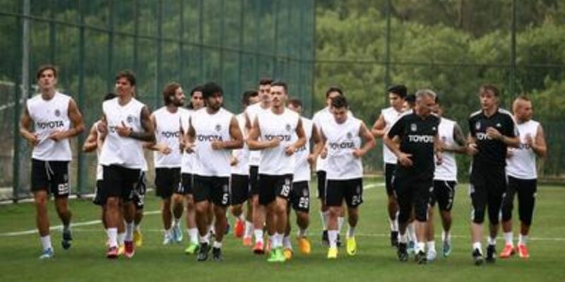 Beşiktaş Berlin etabını bitiriyor