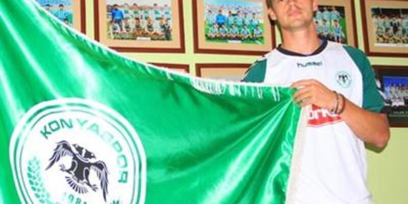 Konyaspor Borek'le anlaştı