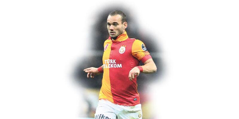 """""""Gerçek Sneijder'ı bu sezon göreceksiniz"""""""