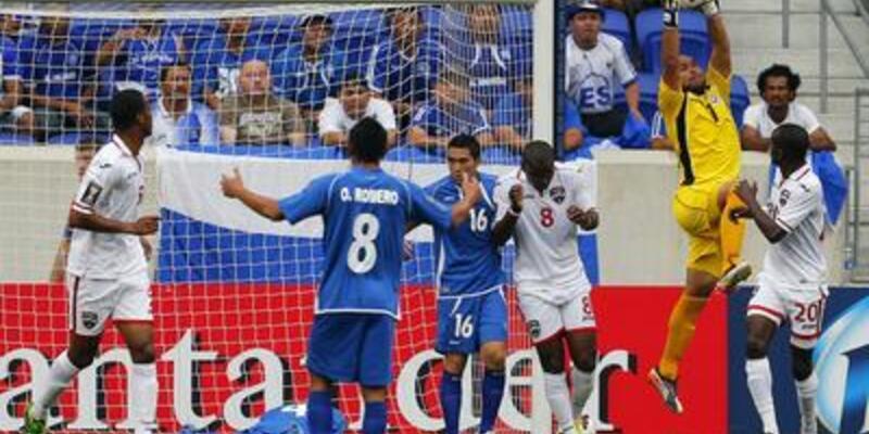 El Salvador - Trinidad Tobago: 2-2