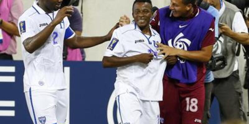 Honduras, Haiti'yi 2-0'la geçti