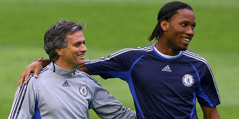 Mourinho Drogba'yı rol model ilan etti
