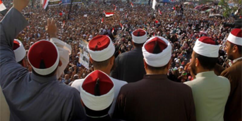 Mısır'da cenaze gerginliği