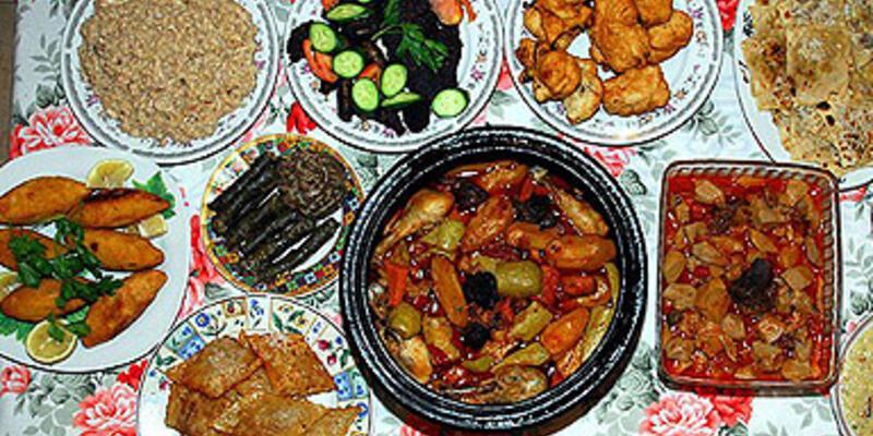 Ramazan'da beslenme uyarısı