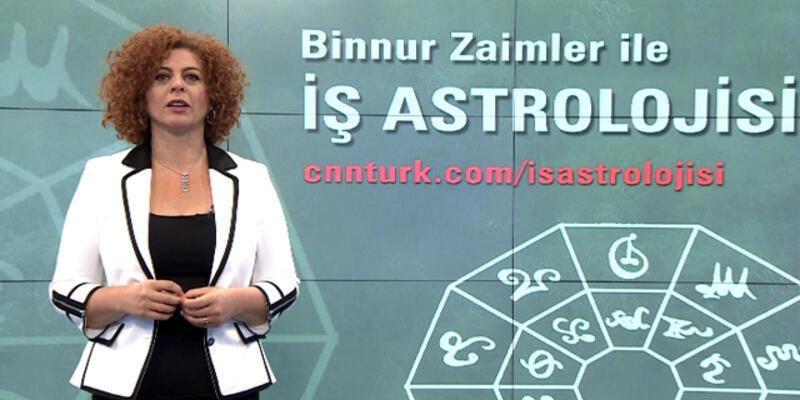 Binnur Zaimler ile İş Astrolojisi - Boğa